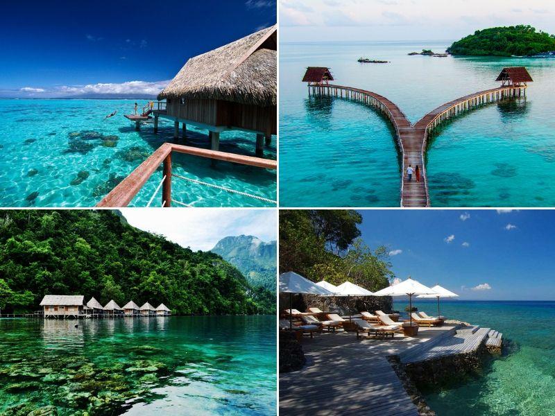 Destinasi Pulau Peranginan Paling Best Untuk Honeymoon Di Malaysia Libur