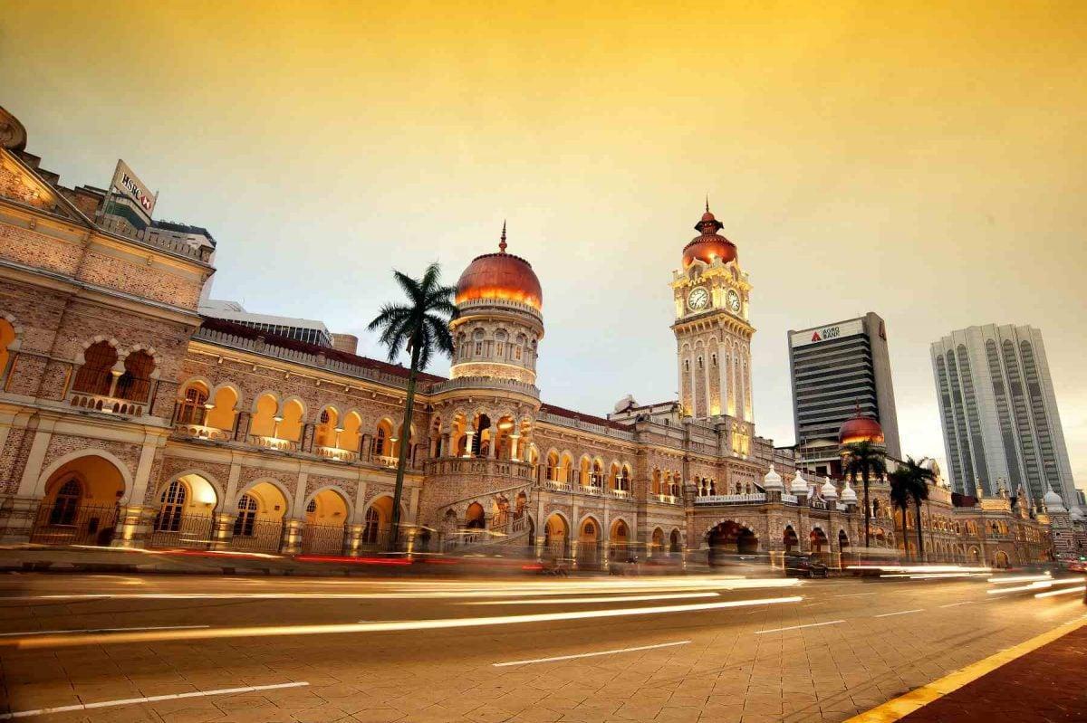 Bangunan Warisan Di Kuala Lumpur Lokasi Ideal Kaki Instagram Bergambar Libur