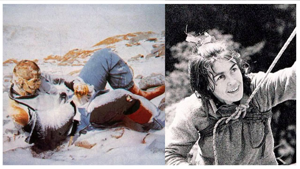 Mount Everest Hannelore Schmatz