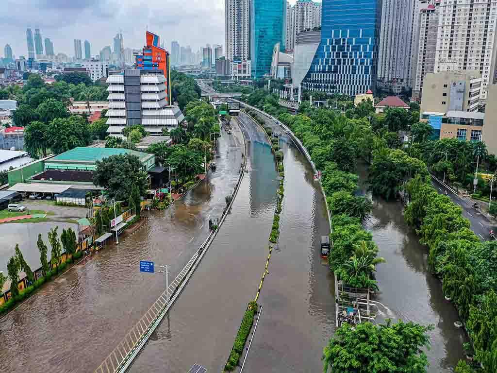 Korban Banjir Jakarta: Rakyat Malaysia Di Jakarta Diminta ...