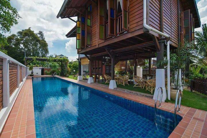 46 Gambar Rumah Kampung Yang Cantik Terbaru