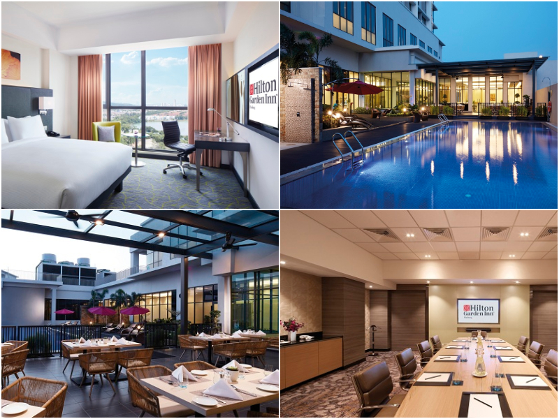 Hilton Garden Inn Puchong Pilihan Workcation Terbaik Buat Anda