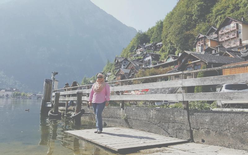 Jejak Kaki Di Bumi Switzerland Libur