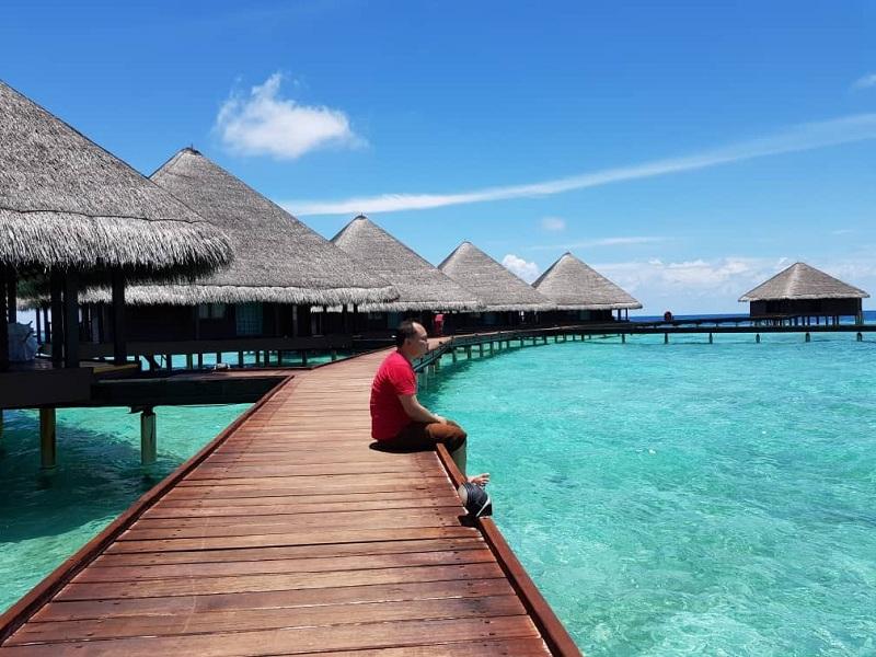 Itinerari Percutian Ke Maldives 4h3m Dengan Kos Tidak Lebih